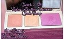 Swatch 'n Tell ♥ SEPHORA+PANTONE UNIVERSE Rush Luster Cheek Sweep