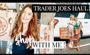 TRADER JOES SHOP WITH ME & HAUL | Kendra Atkins