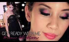 Get Ready With Me : Prom Edition ❤ Collab with NickyAngelica