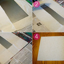 Step 3: Fold Fabric
