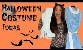 FREE DIY Halloween Costume Ideas