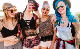 Beauty Survival Guide: Music Festivals