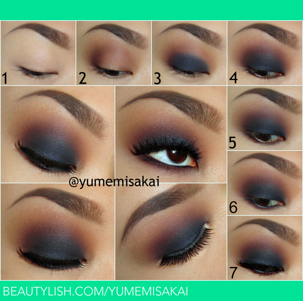 Warm Smokey Eye Tutorial Yumemi Ss Yumemisakai Photo Beautylish