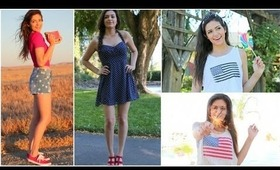 Fourth of July Outfit Ideas!!!