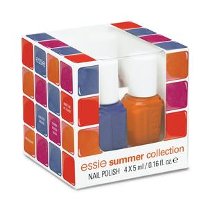 Essie Braziliant Summer 2011 Collection 4-Piece Mini Color Cube