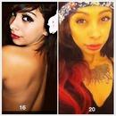 Makeup Changes ❤