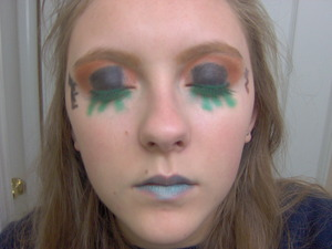 My next look for October that I just felt like I doing. Hope you like it!