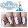Cinderella Inspired Manicure