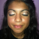 Kassy's Homecoming Makeup 2012