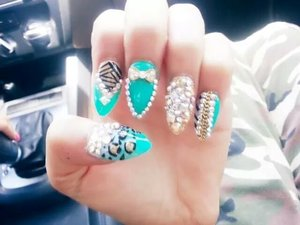 Want These. I Think Ima Get Them Done Like This????