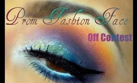 Prom Fashion Face Off Contest ENTRY