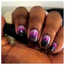 Gradient purple