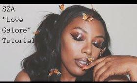 """SZA """"Love Galore"""" Makeup Tutorial   Hello Imani"""