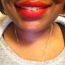 Red lips, Classic!