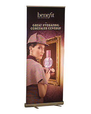 Increase your visibility at events whether it's indoors or outdoors with our portable and cost effective pull-up banners. Choose from the economic standalone standard pull-up banner kit or the heavy duty deluxe pull-up banner kit ideal for trade shows. The pull-up banner stands can be ordered separately.  For more information visit website http://www.custombanners.com/standard