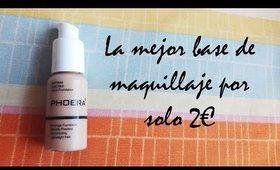 La mejor base de maquillaje por solo 2€! (Special Makeup)