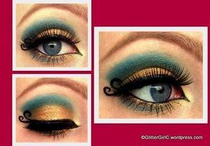 Arabic eye :)
