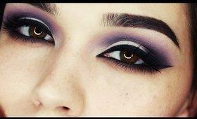 Arabic inspired eye makeup | matts