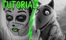Frankenweenie - Halloween Makeup Tutorial