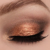 Mac Copper Sparkle Look