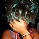 Bubblegum Blue Hair