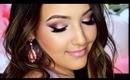 Romantic Valentine's Day Makeup Tutorial