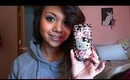♥ my HELLO KITTY cell phone cover ♥