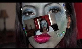 My Entry for NIKKIE20SIX Bitchslap cometics Anything Goes Makeup Contest  (PrincessAnthea1)