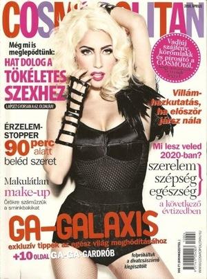 Lady Gaga - Cosmo