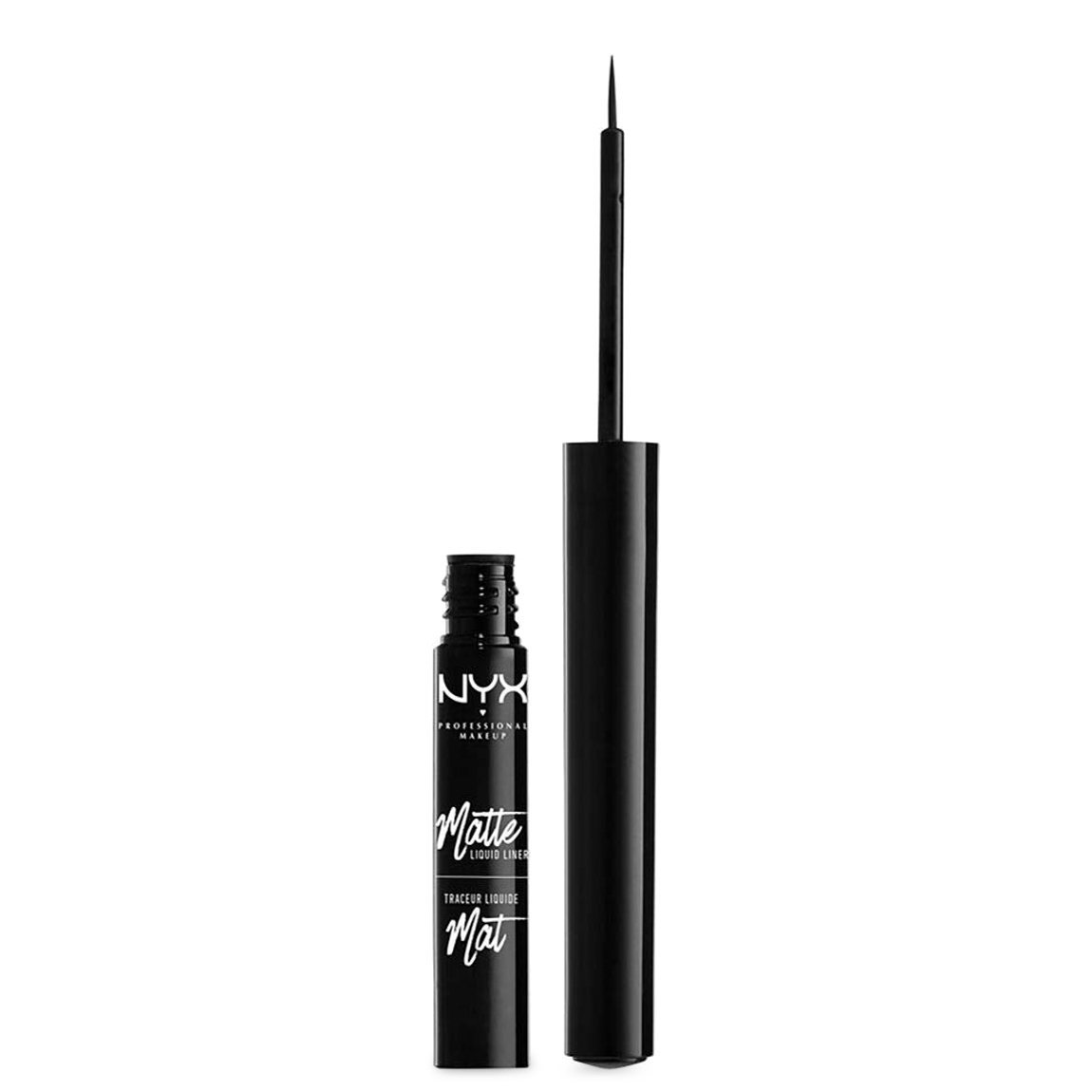NYX Professional Makeup Matte Liquid Liner alternative view 1 - product swatch.