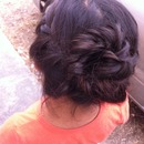 Up do by Alvin Perez