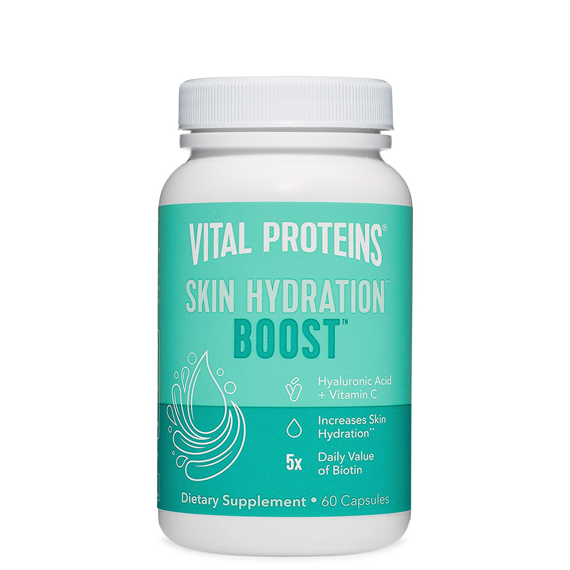 Vital Proteins Skin Hydration Boost Capsules alternative view 1 - product swatch.