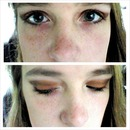 Chocolate Brown Eyeshadow
