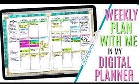 Setting up Weekly Digital Plan With Me Nov 11 to Nov 17 PROCESS, Digital PWM November 11 to Nov 17