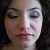 Makeup by me on Iulina