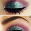 Mint Lavande Makeup