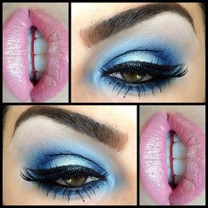 Follow me on Instagram @ makeupmonsterkiki !!!!!
