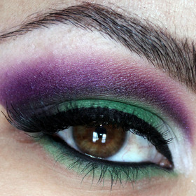 She-Hulk Inspirational Look