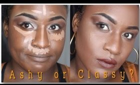NEW COLOURPOP NO FILTER  CONCEALERS!!  ll Classy or Ashy ?! ll JUST KENYA