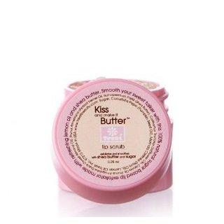 Treat Beauty Kiss and make it Butter lip scrub