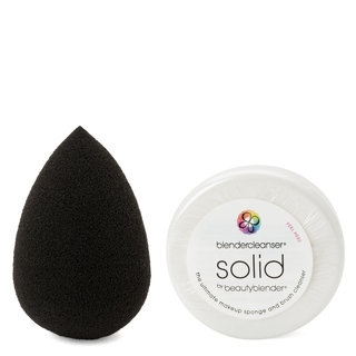 beautyblender + mini solid