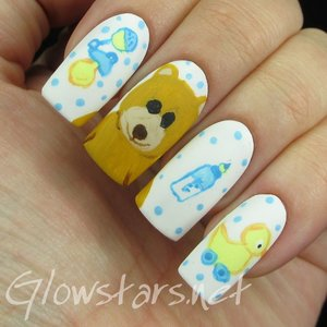 Read the blog post at http://glowstars.net/lacquer-obsession/2015/04/the-digit-al-dozen-does-childhood-nursery/