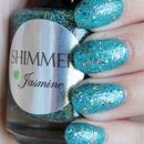 Shimmer Jasmine (Layered Over Adorn Age of Aquarius)
