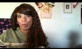 New Wig haul Miss California inspired by phillyjamzpoet=) u rock