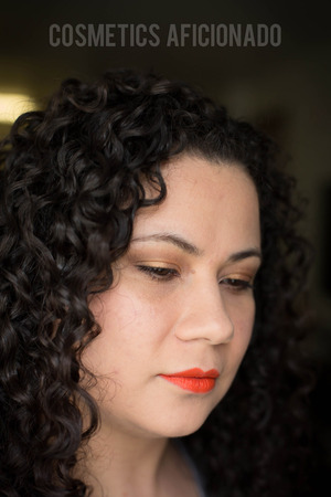 bold, bright, orange