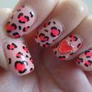 My Valentines Nails.<3