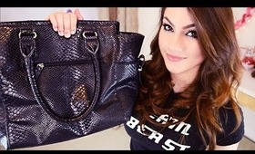 What's In My Bag? I Kayleigh Noelle