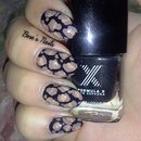 Neutral Leopard Print