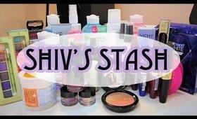 Shivs stash Dec'15 | LetzMakeup