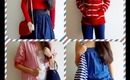 Four 4th July inspired outfits ideas